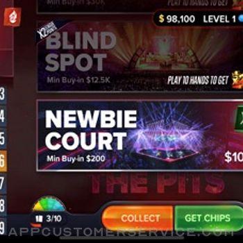 Poker Heat: Texas Holdem Poker iphone image 4