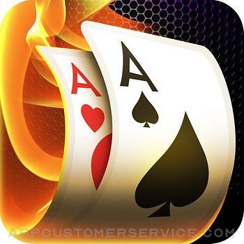 Poker Heat: Texas Holdem Poker Customer Service