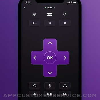 Roku - Official Remote Control iphone image 4