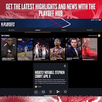 NBA: Live Games & Scores ipad image 2