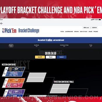 NBA: Live Games & Scores ipad image 3