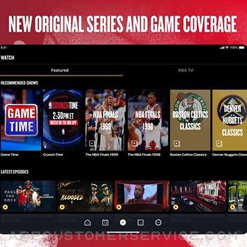 NBA: Live Games & Scores ipad image 4