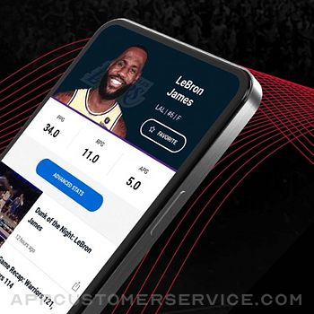 NBA: Live Games & Scores iphone image 2