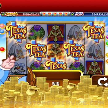 DoubleDown™- Casino Slots Game iphone image 3