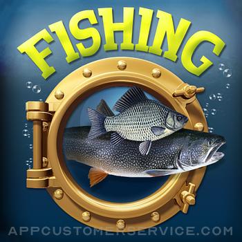 Fishing Deluxe - Best Fishing Times Calendar Customer Service