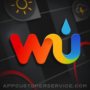 Weather Underground: Local Map Customer Service