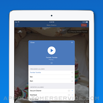 Baby Monitor 3G ipad image 3