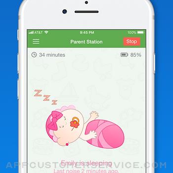 Baby Monitor 3G iphone image 4