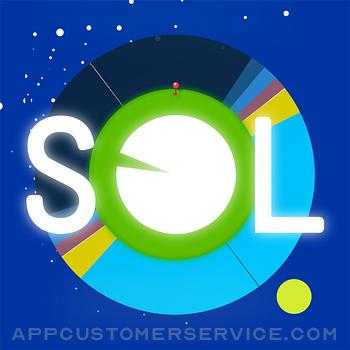 Sol: Sun Clock Customer Service