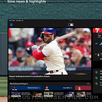 MLB ipad image 4