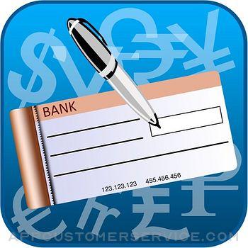 Print Cheque Customer Service