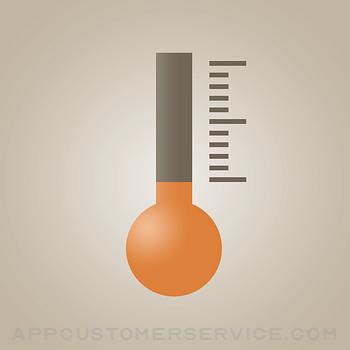 Thermo-hygrometer Customer Service
