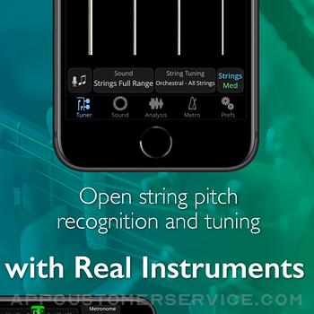 TonalEnergy Tuner & Metronome iphone image 4