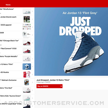 J23 - Release Dates & Restocks ipad image 2