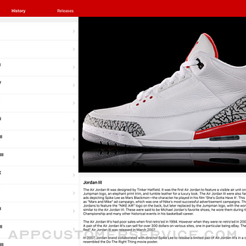 J23 - Release Dates & Restocks ipad image 3