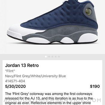 J23 - Release Dates & Restocks iphone image 2