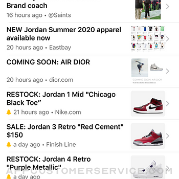 J23 - Release Dates & Restocks iphone image 3