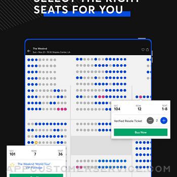 Ticketmaster-Buy, Sell Tickets ipad image 2