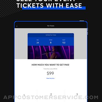 Ticketmaster-Buy, Sell Tickets ipad image 3