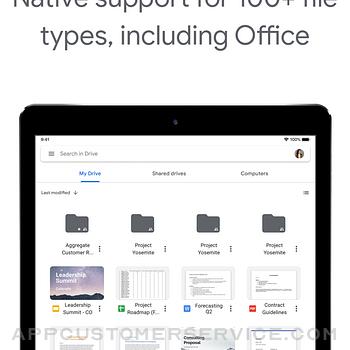 Google Drive ipad image 4
