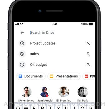 Google Drive iphone image 3