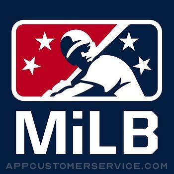 MiLB First Pitch Customer Service