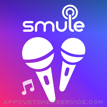 Smule: Karaoke Singing App Customer Service