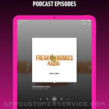 Amazon Music: Songs & Podcasts ipad image 2