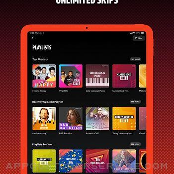 Amazon Music: Songs & Podcasts ipad image 4
