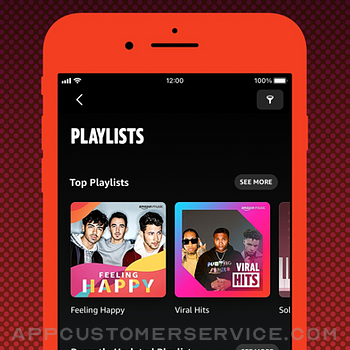 Amazon Music: Songs & Podcasts iphone image 4
