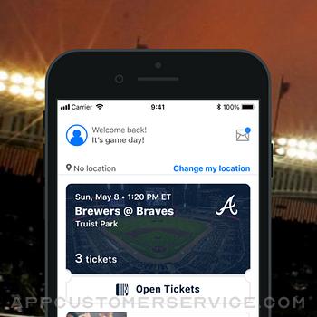 MLB Ballpark iphone image 1