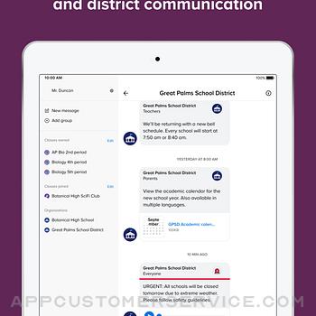 Remind: School Communication ipad image 3