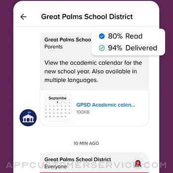 Remind: School Communication iphone image 4