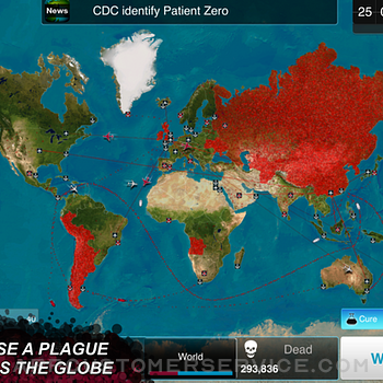 Plague Inc. ipad image 2