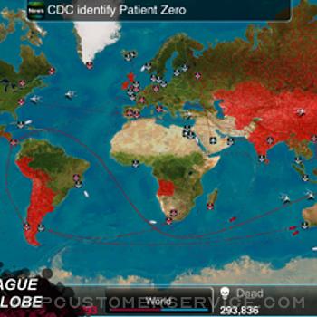Plague Inc. iphone image 2