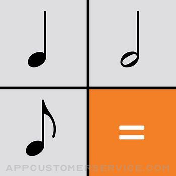Rhythm Calculator - Advanced rhythm trainer and metronome Customer Service
