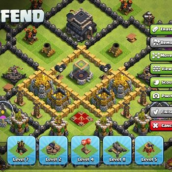 Clash of Clans ipad image 2