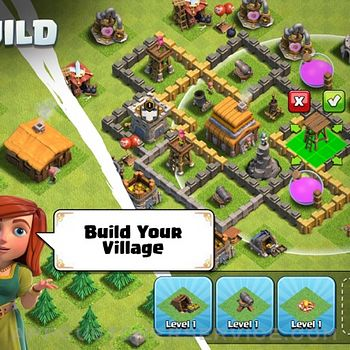 Clash of Clans ipad image 4