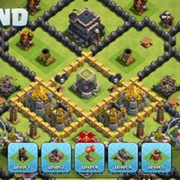 Clash of Clans iphone image 2