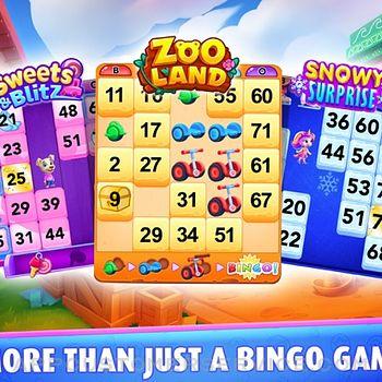 Bingo Blitz™ - BINGO games ipad image 1