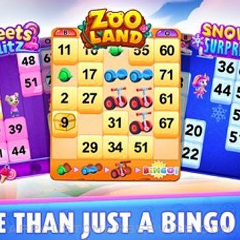 Bingo Blitz™ - BINGO games iphone image 1