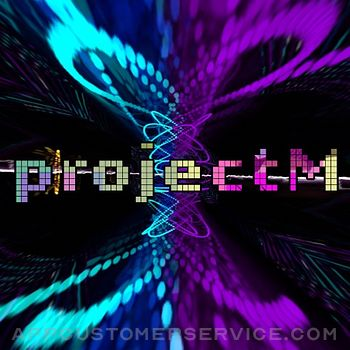 projectM Music Visualizer Pro Customer Service