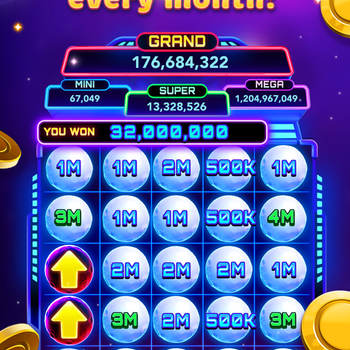 Big Fish Casino: Big Win Slots ipad image 1