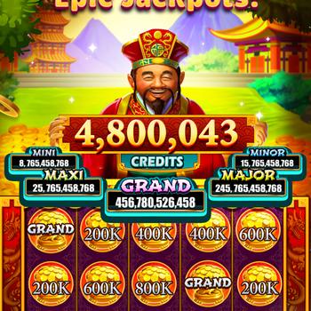 Big Fish Casino: Big Win Slots ipad image 3