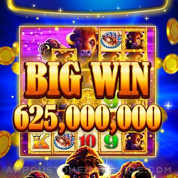 Big Fish Casino: Slots ipad image 1