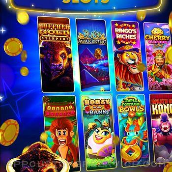 Big Fish Casino: Slots ipad image 2