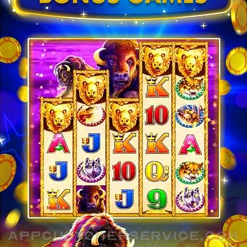 Big Fish Casino: Slots ipad image 3