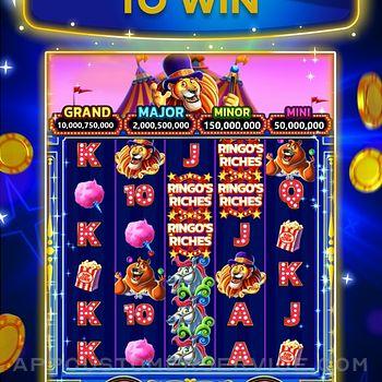 Big Fish Casino: Slots ipad image 4
