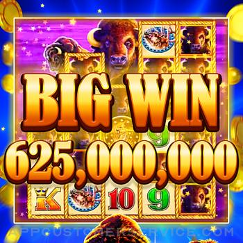 Big Fish Casino: Slots iphone image 1