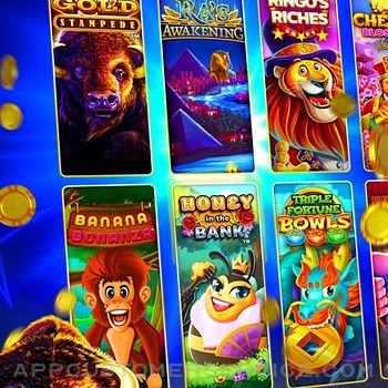 Big Fish Casino: Slots iphone image 2